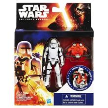 Jucarie Star Wars The Force Awakens Space Mission Armour First Order Flametrooper