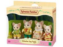 Jucarie Sylvanian Families Chihuahua Dog Family