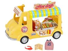 Jucarie Sylvanian Families Hot Dog Van