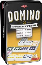 Jucarie Tactic Double 12 Domino Game