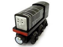 Jucarie Thomas And Friends Wooden Railway Diesel Engine