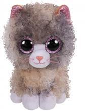 Jucarie Ty Beanie Boos Scrappy Curly Hair Cat