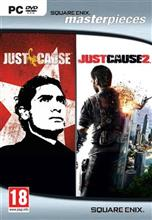 Just Cause And Just Cause 2 Double Pack Pc