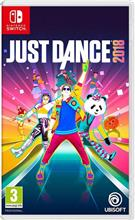 Just Dance 2018 Nintendo Switch