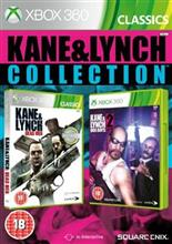 Kane And Lynch 1 And 2 Doublepack Xbox360