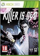 Killer Is Dead Xbox360