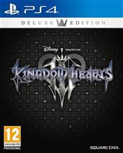 Kingdom Hearts 3 Deluxe Edition Ps4