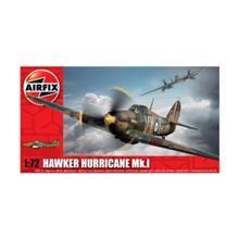 Kit Aeromodele Airfix 01010 Avion Hawker Hurricane Mk.I Scara 1:72