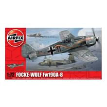 Kit Aeromodele Airfix 01020 Avion Focke Wulf Fw190a-8 Scara 1:72