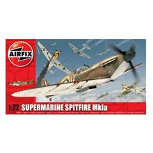 Kit Aeromodele Arifix 1071A Avion Supermarine Spitfire Mkia Scara 1:72
