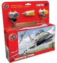 Kit Constructie Avion Eurofighter Typhoon