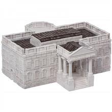 Kit Constructie Caramizi Wise Elk Casa Alba 960 Piese Reutilizabile