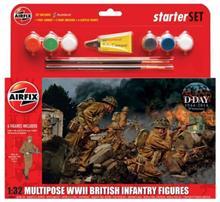 Kit Constructie Infanterie Britanica