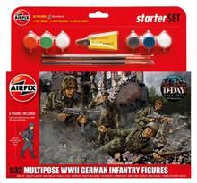 Kit Constructie Infanterie Germana