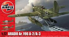 Kit Constructie Si Pictura Avion Arado Ar196 A-2/A-3