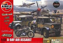 Kit Constructie Si Pictura Scena De Lupta Asalt Aniversare 100 Ani Wwii D-Day