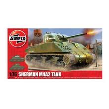 Kit Modelism Airfix 01303 Tanc Sherman M4a2 Tank Scara 1:76