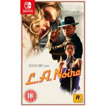La Noire Remastered Nintendo Switch