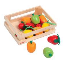 La Piata - Cutie Cu 12 Fructe - Janod (J02829)