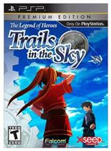 Legend Of Heroes Trails In The Sky Collectors Edition Psp