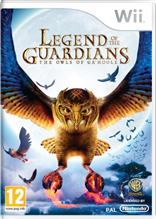 Legend Of The Guardians The Owls Of Ga'hoole Nintendo Wii