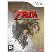 Legend Of Zelda Twilight Princess Nintendo Wii