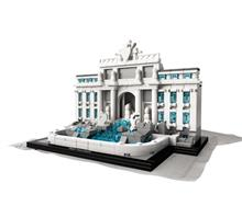 Lego Architecture - Fantana Trevi