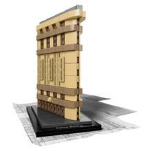 Lego Architecture Flatiron Building 21023