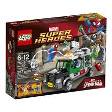 Lego Atacul Lui Doc Ock Asupra Camionului