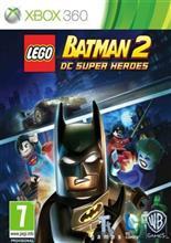 Lego Batman 2 Dc Super Heroes Xbox360
