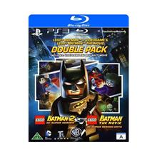 Lego Batman 2 Dc Superheroes Batman The Movie Ps3