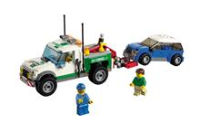 Legou00E2u00AE City - Camioneta De Remorcare - 60081