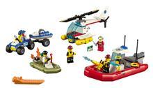 LEGOu00AE CITY - LEGO City Starter Set - 60086