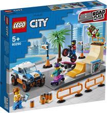 Lego City Parc De Skateboarding