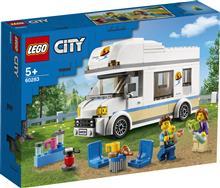 Lego City Rulota De Vacanta