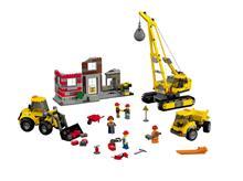 Legou00E2u00AE City - Santier De Demolari - 60076