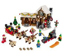 Lego Creator Expert Atelierul Lui Mos Craciun 10245