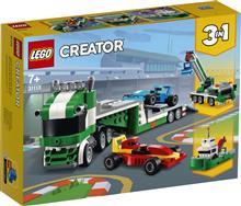 Lego Creator Transportor De Maè™Ini De Curse