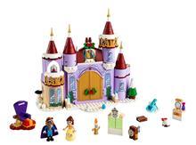 Lego Disney Pricess Sarbatoarea De Iarna La Castelul Bellei