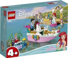 Lego Disney Princess Barca De Festivitati A Lui Ariel