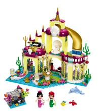 Legou00E2u00AE Disney Princessu00E2u201Eu00A2 Palatul Submarin Al Lui Ariel - 41063