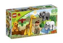 Lego Duplo Gradinita Zoologica - 4962