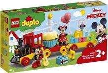 Lego Duplo Trenul Zilei Aniversare Mickey È™I Minnie