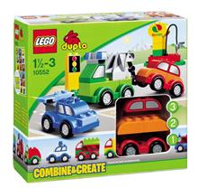 Lego Duplo Ville Masini Creative (10552)