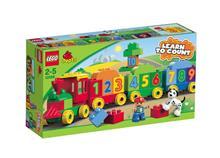 Lego Duplo Ville Trenul Cu Numere (10558)