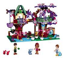 Legou00E2u00AE Elves Ascunzisul Din Copac Al Elfilor - 41075