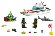 Lego Iaht Pentru Scufundäƒri