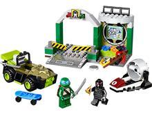 Legou00E2u00AE Juniors Adapostul Testoaselor - 10669