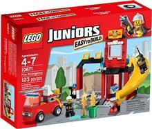 Legou00E2u00AE Juniors - Alarma De Incendiu - 10671