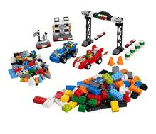 Legou00E2u00AE Juniors Raliu Cu Masini De Curse - 10673